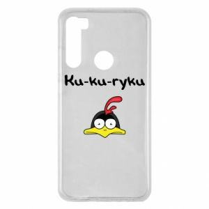 Etui na Xiaomi Redmi Note 8 Ku-ku-ryku