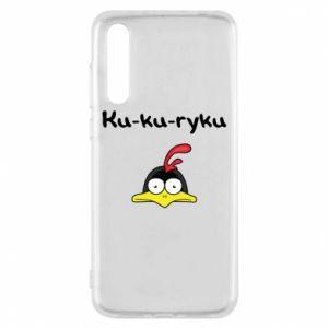 Etui na Huawei P20 Pro Ku-ku-ryku