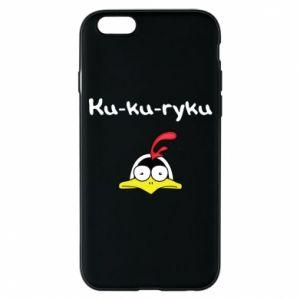 Etui na iPhone 6/6S Ku-ku-ryku - PrintSalon