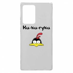 Etui na Samsung Note 20 Ultra Ku-ku-ryku
