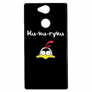 Etui na Sony Xperia XA2 Ku-ku-ryku