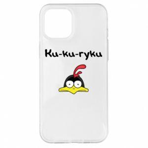 Etui na iPhone 12 Pro Max Ku-ku-ryku