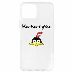 Etui na iPhone 12/12 Pro Ku-ku-ryku