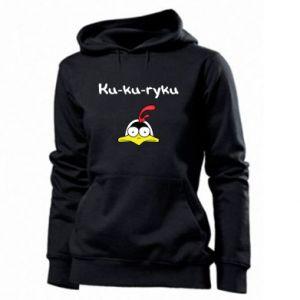 Damska bluza Ku-ku-ryku - PrintSalon