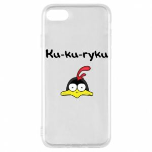 Etui na iPhone 7 Ku-ku-ryku - PrintSalon