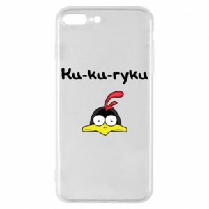 Etui do iPhone 7 Plus Ku-ku-ryku