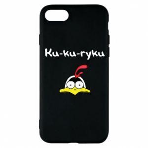 Etui na iPhone 8 Ku-ku-ryku - PrintSalon