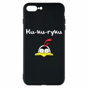 Etui na iPhone 8 Plus Ku-ku-ryku - PrintSalon