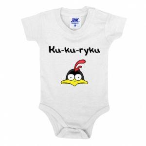 Body dla dzieci Ku-ku-ryku - PrintSalon