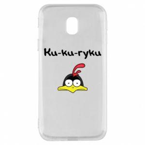 Etui na Samsung J3 2017 Ku-ku-ryku - PrintSalon