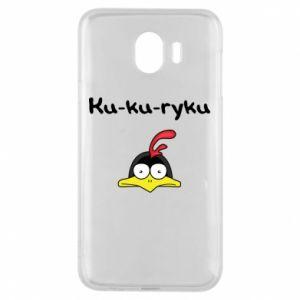 Etui na Samsung J4 Ku-ku-ryku - PrintSalon