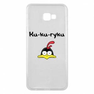 Etui na Samsung J4 Plus 2018 Ku-ku-ryku - PrintSalon