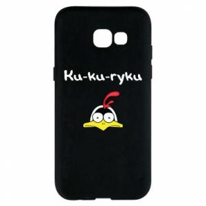 Etui na Samsung A5 2017 Ku-ku-ryku - PrintSalon