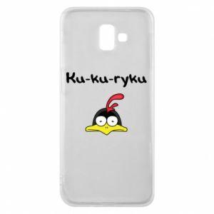 Etui na Samsung J6 Plus 2018 Ku-ku-ryku - PrintSalon