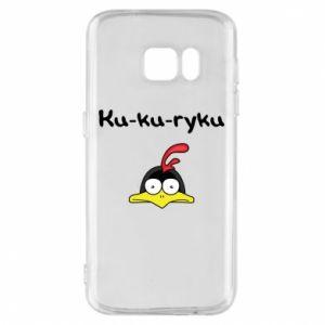 Etui na Samsung S7 Ku-ku-ryku - PrintSalon