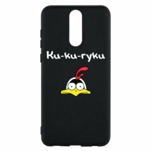 Etui na Huawei Mate 10 Lite Ku-ku-ryku - PrintSalon