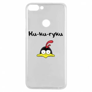 Phone case for Huawei P Smart Cock-a-doodle-doo