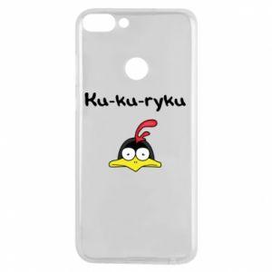 Etui na Huawei P Smart Ku-ku-ryku - PrintSalon