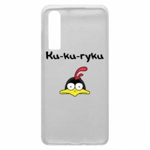 Etui na Huawei P30 Ku-ku-ryku - PrintSalon