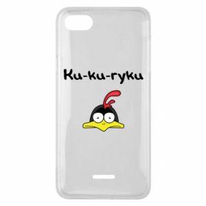 Etui na Xiaomi Redmi 6A Ku-ku-ryku - PrintSalon