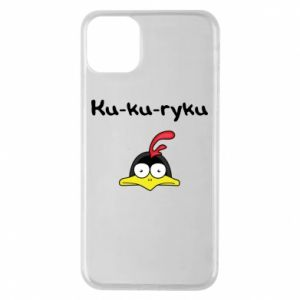 Etui na iPhone 11 Pro Max Ku-ku-ryku