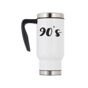 Travel mug 90's