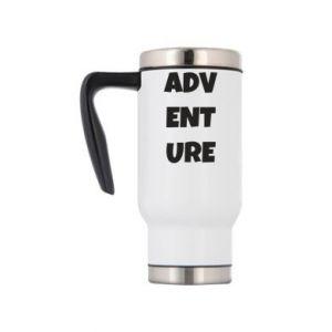 Travel mug Adventure