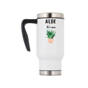 Travel mug Aloe it's me