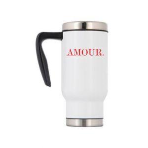 Kubek termiczny Amour.