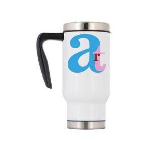 Travel mug Art