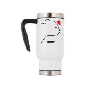 Travel mug Boop for her - PrintSalon