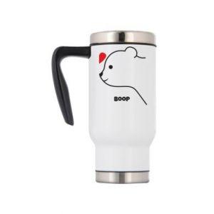 Travel mug Boop for him - PrintSalon