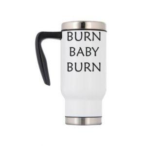 Kubek termiczny Burn baby burn