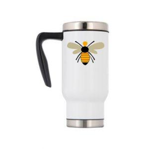 Travel mug Calm bee