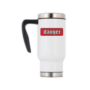 Kubek termiczny Danger