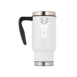Travel mug Deer