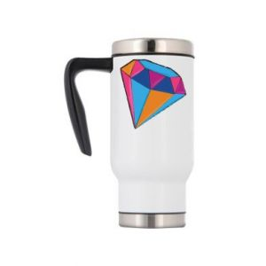 Travel mug Diamond