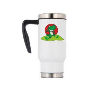 Travel mug Dino