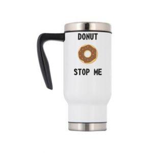 Kubek termiczny Donut stop me