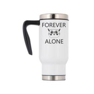 Kubek termiczny Forever alone
