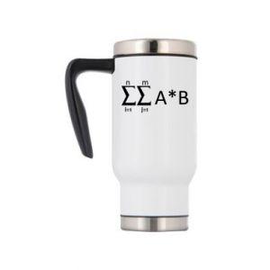 Travel mug Formula
