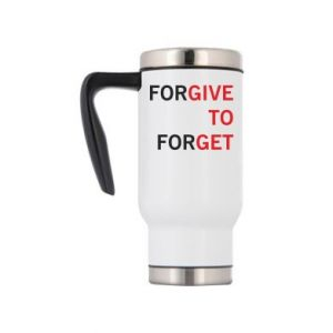 Travel mug Give To Get