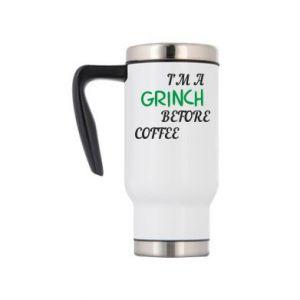 Travel mug GRINCH