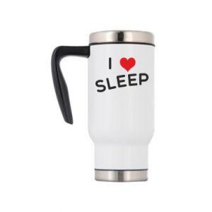 Kubek termiczny I love sleep