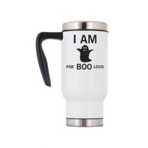 Travel mug I'm bab BOO lous - PrintSalon
