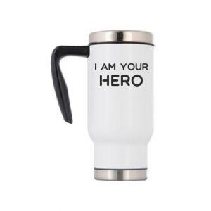 Kubek termiczny I'm your hero
