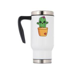 Kubek termiczny Kaktus