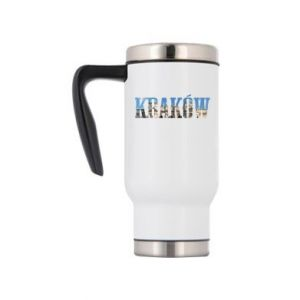 Travel mug Krakow