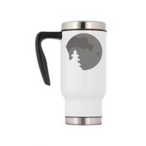 Travel mug Moon