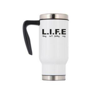 Kubek termiczny L.I.F.E